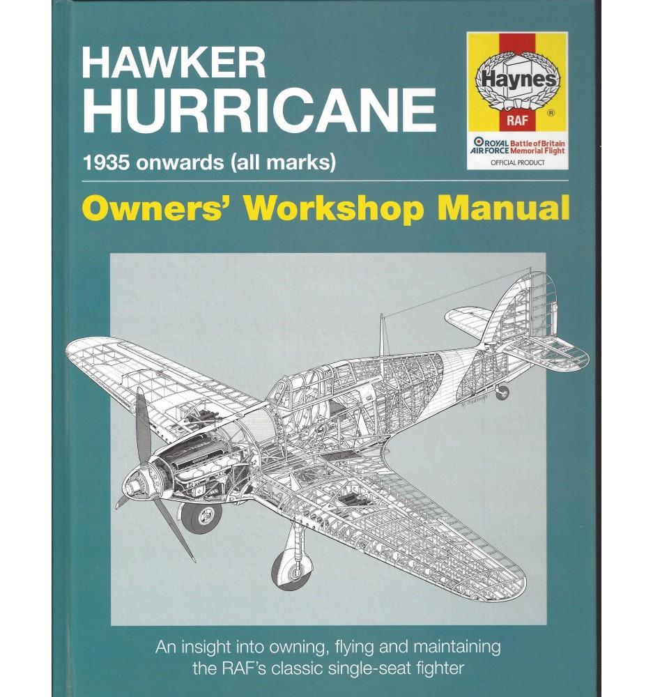 Haynes, Hawker Hurricane Owners Workshop Manual