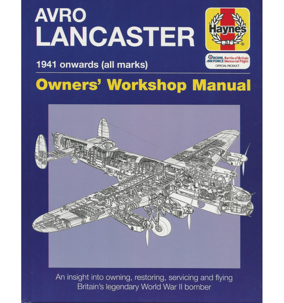 Haynes, Avro Lancaster Owners Workshop Manual