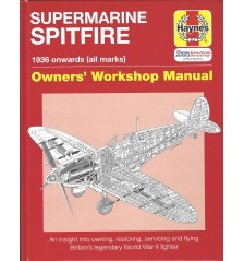 Haynes, Supermarine Spitfire Owners' Workshop Manual