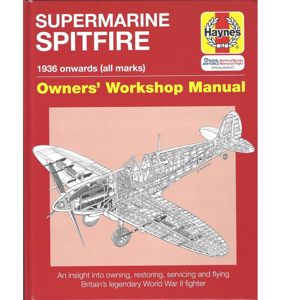 Haynes, Supermarine Spitfire Owners' Workshop Manual