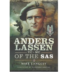 Anders Lassen V.C. M.C. of the SAS