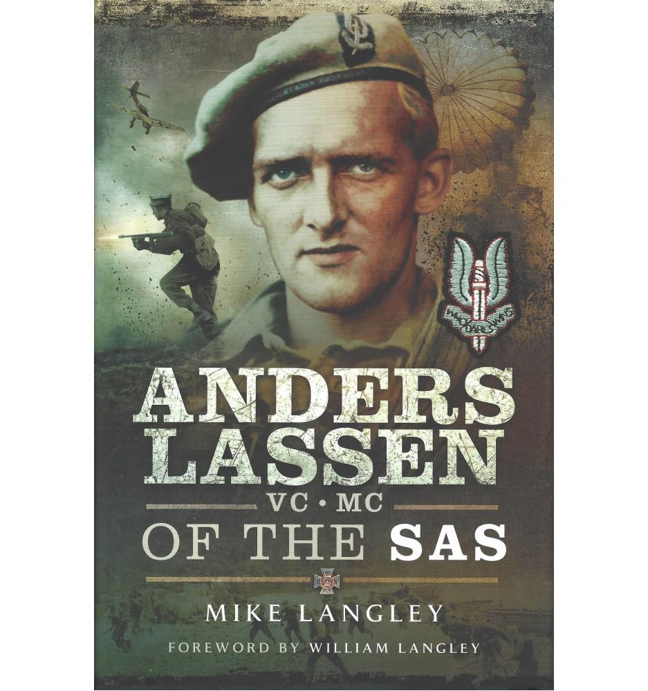Anders Lassen V.C. M.C. of the SAS