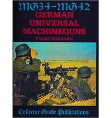 MG34-MG42 German Universal Machine Guns Vol.1