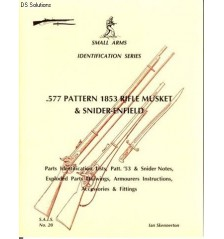 S.A.I.S. No. 20 .577 Pattern 1853 Rifle Musket & Snider-Enfield