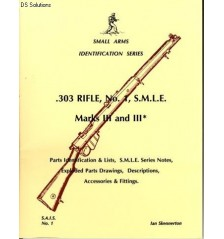 "S.A.I.S No. 1 .303""  Rifle No1, SMLE Marks III & III Star"