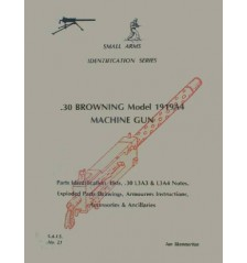 "S.A.I.S. No.21 .30"" Browning MG"