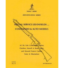 S.A.I.S. No.13 Special Service Lee Enfields