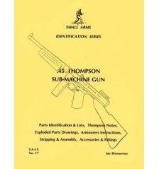 S.A.I.S. No.17 Thompson Sub-Machine Gun