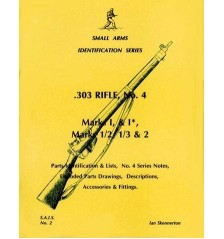 "S.A.I.S. No.2 .303"" Rifle No.4 Marks I, & 1*, Marks 1/2, 1/3 & 2"