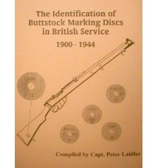 Identification of Buttstock Marking Discs in British Service