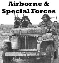 Airborne and Special Forces Books