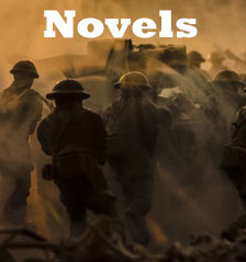 Novels and wartime fiction