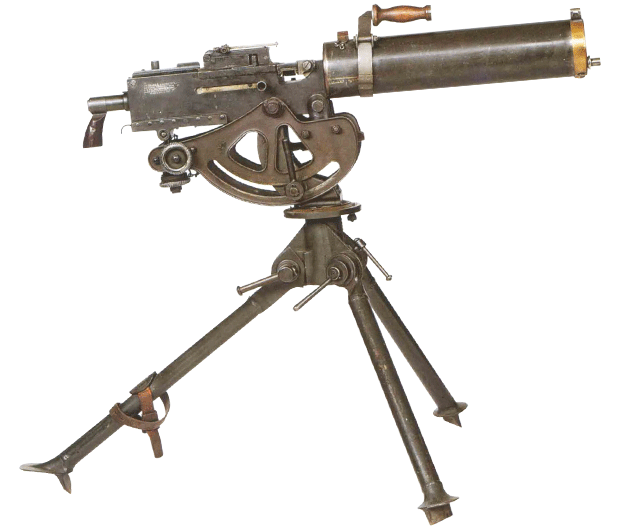 WW1 gun and tank